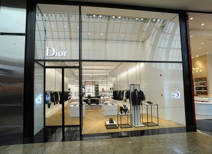 Dior Homme Mall of the Emirates